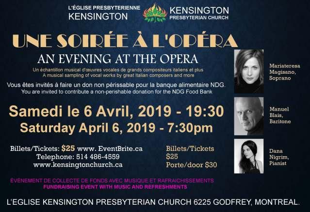 Kensington Opera